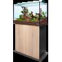 Sera AquaTank 160 L Aquarium + Meuble  Couleur meuble-Silver Oak Hauteur Meuble-80 cm Lampe-Fixture (Rampe)