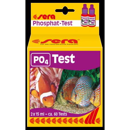 Sera test phosphates (PO4)