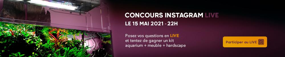 Concours instagram 15 mai 2021